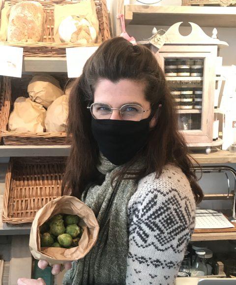 Monique van Jouw Dagelijkse Kost met Pipi Langkous energie
