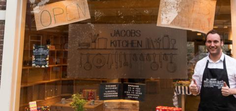 Samenwerking JDK Leeuwarden en Jacob's Kitchen Bolsward