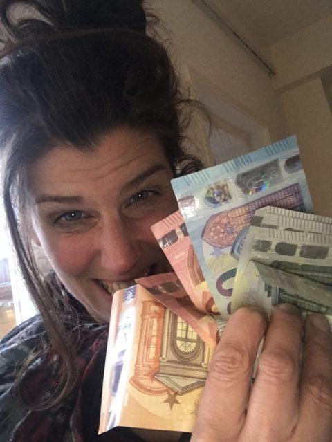 Wij en geld en gekke maaar broodnodige combinatie